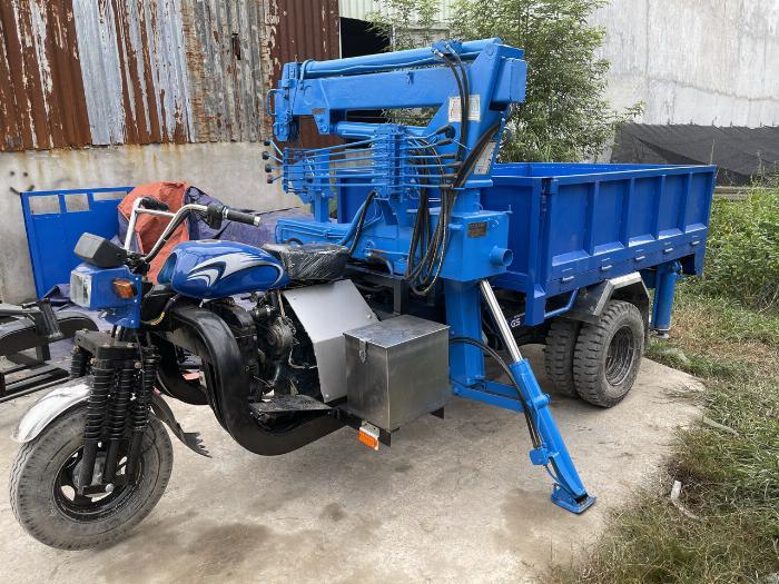 Ưu điểm xe ba bánh máy dầu Kubota