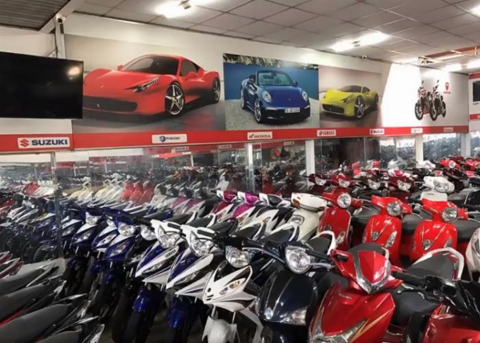 Cửa hàng xe máy cũ Lũy Bán Bích - XeMuaBanNhanh
