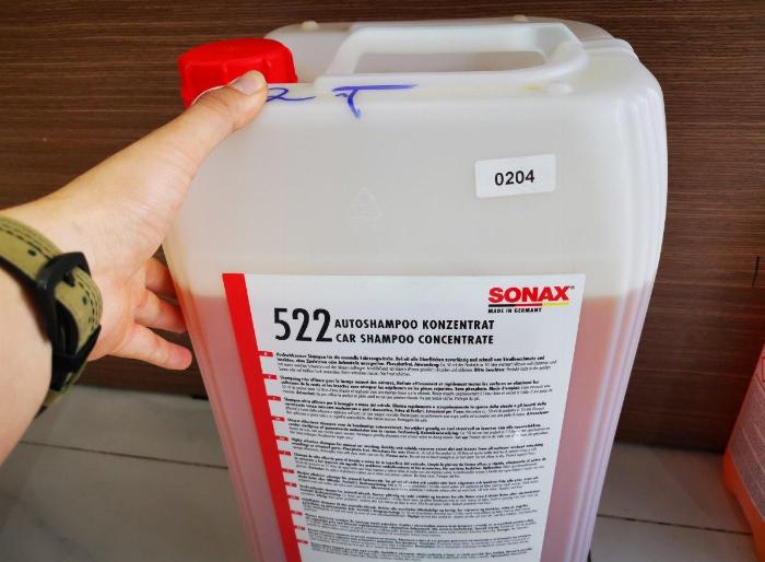 Nước rửa xe sonax có tốt không, Cách sử dụng nước rửa xe Sonax, nước rửa kính xe ô tô Sonax, nước rửa xe Sonax bán ở đâu, nước rửa xe Sonax Gloss Shampoo, công dụng nước rửa xe Sonax