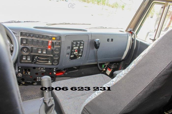Xe cứu hoả Kamaz 43253 (Euro 4) / Bán Xe chữa cháy Kamaz nhập khẩu