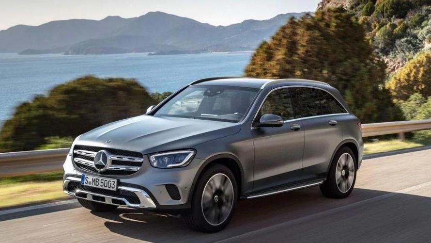Mercedes-Benz Việt Nam triệu hồi loạt xe GLC do lỗi cảm biến va chạm