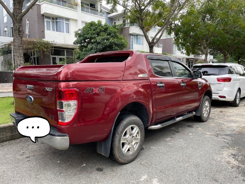 Ford Ranger Xlt 2015 Đỏ Xe Đẹp Giá Hợp Lý.