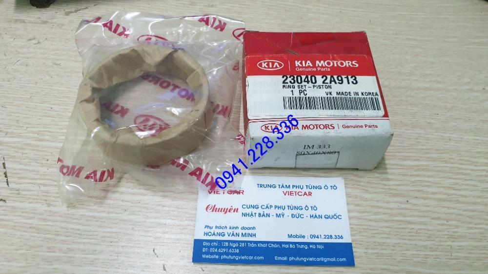 Xéc măng (bạc máy) 0.25 cos 1 Kia Caren, Rondo 230402A913
