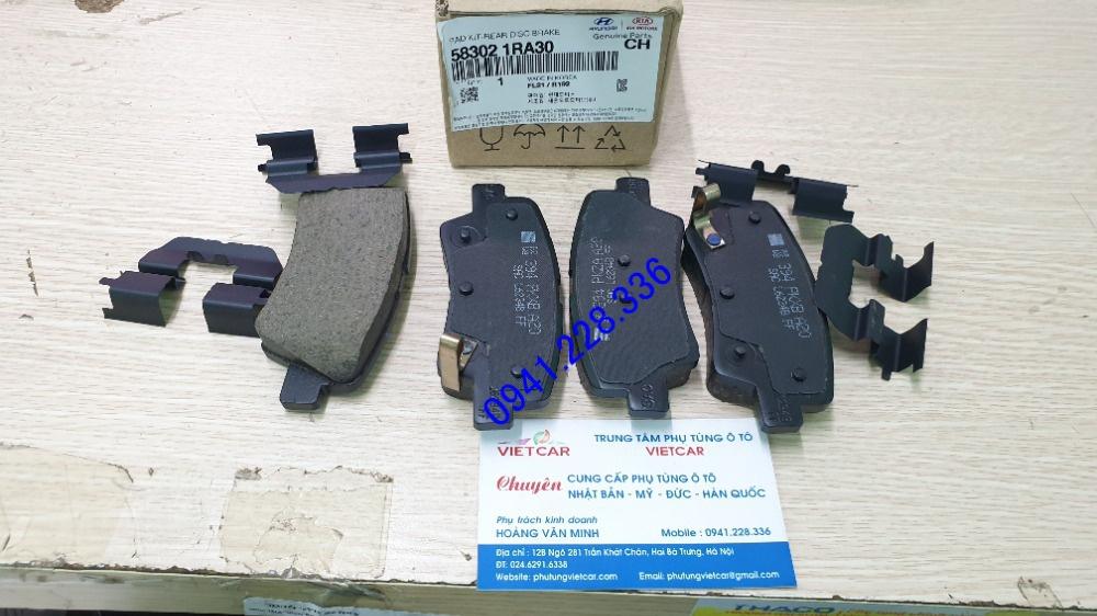 Má phanh sau Hyundai Accent Elantra I30,Kia Cerato-583021RA30