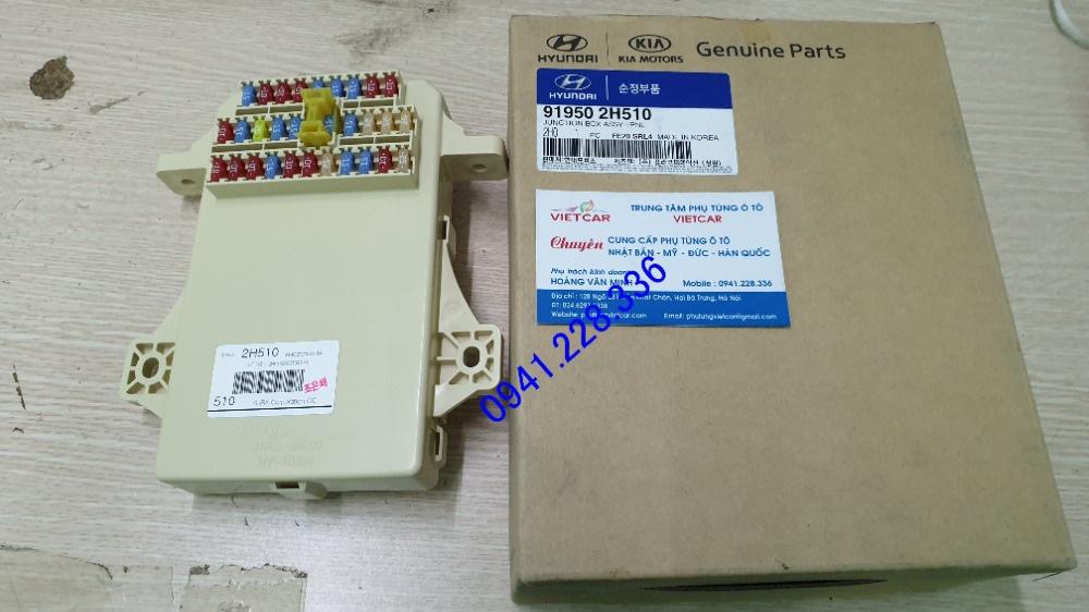 Hộp cầu chì trong xe Kia Forte, Hyundai I30 919502H510