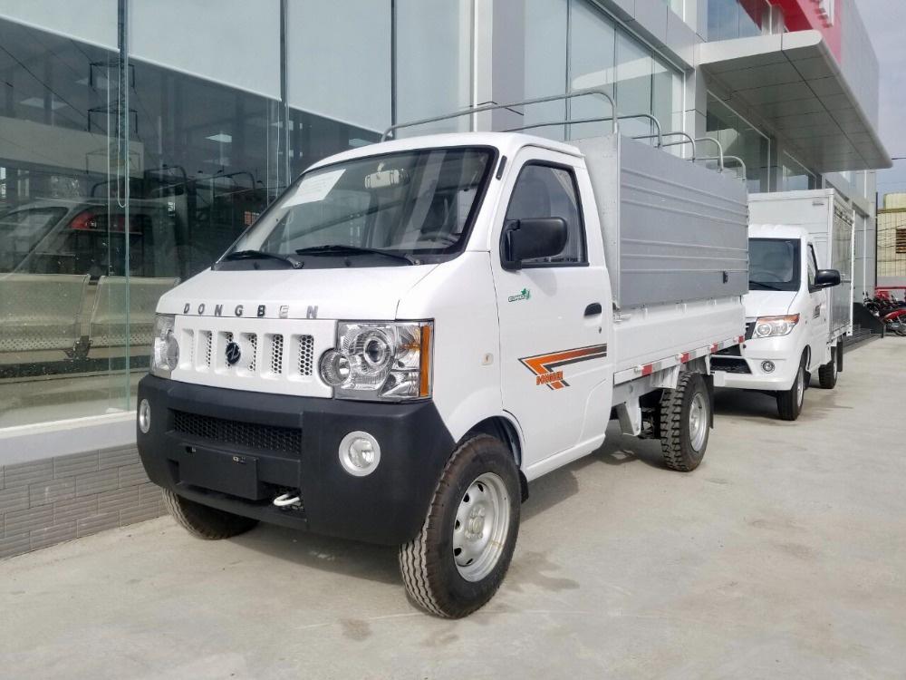Bán xe tải dongben k9 990kg giá rẻ vay 80%