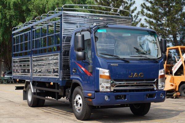 JAC N500 5 tấn máy DEV đức
