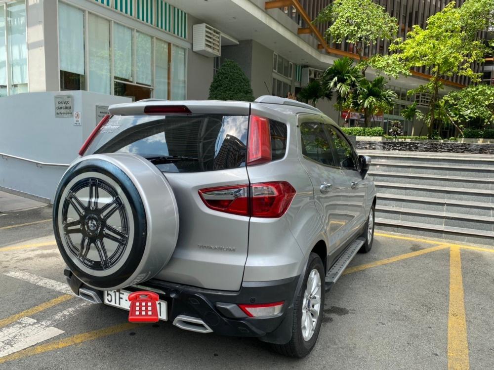 Ford Ecosport Titanium Bạc 2016