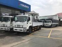 Isuzu Forward Số tay (số sàn) sản xuất năm 2019 Dầu diesel