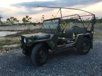 Jeep A2 sản xuất năm 1990 Số tay (số sàn) Động cơ Xăng