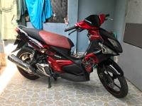 Xe Yamaha Nouvo LX 135 đỏ đen chính hãng