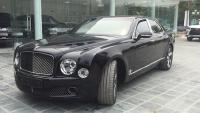 Bentley Mulsanne sản xuất năm 2015 Số tự động Động cơ Xăng
