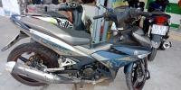 Bán xe máy Exciter 150 đời 2017