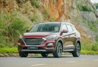 Hyundai Tucson sản xuất năm 2019 Số tự động Động cơ Xăng
