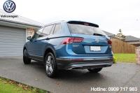 Volkswagen Tiguan sản xuất năm 2016 Số tự động Động cơ Xăng