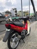 Bán xe Suzuki/sport Xipo 120 màu đỏ đời 2001. Xe mới đẹp