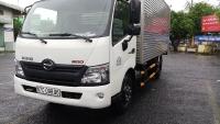Hino 300 Series (LDT) sản xuất năm 2017 Số tay (số sàn) Xe tải động cơ Dầu diesel