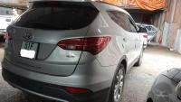 Hyundai Santa Fe sản xuất năm 2015 Số tự động Động cơ Xăng