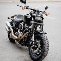 Harley Davidson Fat Bob 1,868cc Chính Hãng 100%
