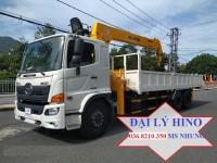 Hino 500 Series (MDT) sản xuất năm 2019 Số tự động Xe tải động cơ Dầu diesel