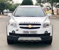Chevrolet Captiva sản xuất năm 2009 Số tự động Dầu diesel
