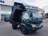 xe Ben TMT ZB5040D 4 tấn động cơ Euro4,  3 khối