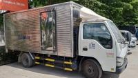 Isuzu QKR sản xuất năm 2014 Số tay (số sàn) Xe tải động cơ Dầu diesel