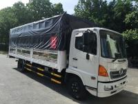 Hino 500 Series (MDT) sản xuất năm 2009 Số tay (số sàn) Xe tải động cơ Dầu diesel