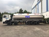 Xe bồn xăng dầu Huyndai HD360 - 28 Khối (bồn nhôm