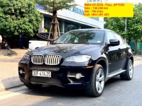 BMW X6 sản xuất năm 2008 Số tự động Động cơ Xăng