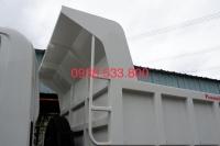 Xe Ben Hino Thùng 4 Khối 8 Vay 80% LS thấp Kèm Ưu Đãi, Ben nâng SHINMAYWA (Nhật Bản), tải 6 tấn, FC9JETC E4