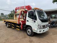 Thaco sản xuất năm 2018 Số tay (số sàn) Xe tải động cơ Dầu diesel