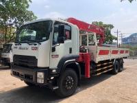 Isuzu FVM sản xuất năm 2019 Số tay (số sàn) Xe tải động cơ Dầu diesel