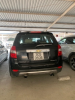 Chevrolet Captiva sản xuất năm 2009 Số tự động Động cơ Xăng