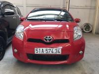 Toyota Yaris sản xuất năm 2013 Số tự động Động cơ Xăng