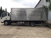 JAC Tải trung sản xuất năm 2009 Số tay (số sàn) Xe tải động cơ Dầu diesel