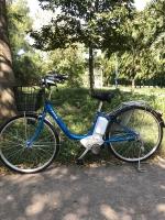 Bán xe đạp điện trợ lực tay ga hàng Nhật bãi cũ giá rẻ Tp HCM – Mã: X23