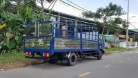 Hyundai Mighty Số tay (số sàn) Xe tải động cơ Dầu diesel