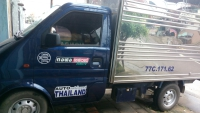Bán xe tải thùng kín 860kg Auto Thailand