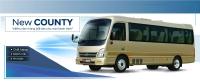 Hyundai County sản xuất năm 2019 Dầu diesel