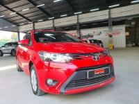 Bán xe Vios G sx 2015 màu đỏ chạy 48,000 km giá 490 tr còn giảm