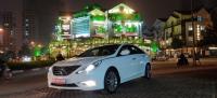 Hyundai Sonata sản xuất năm 2013 Số tự động Động cơ Xăng