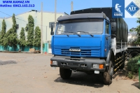 Kamaz  sản xuất năm 2016 Số tay (số sàn) Xe tải động cơ Dầu diesel