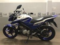 Bán xe Yamaha Fz150i màu trắng xanh GP nhập khẩu