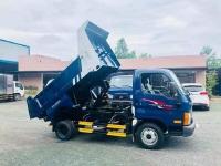 Bán xe ben hyundai tải trọng từ 1,4 - 7 tấn