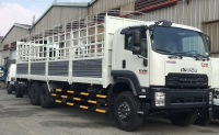 Isuzu FVR sản xuất năm 2021 Số tay (số sàn) Xe tải động cơ Dầu diesel