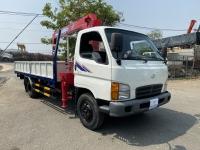 Hyundai HD72 sản xuất năm 1999 Số tay (số sàn) Xe tải động cơ Dầu diesel