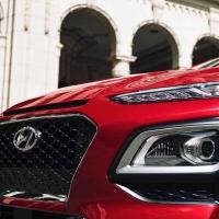 Hyundai Kona sản xuất năm  Số tự động Động cơ Xăng