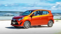Toyota Wigo sản xuất năm  Số tay (số sàn) Động cơ Xăng