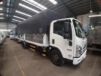 Isuzu NQR sản xuất năm 2021 Số tay (số sàn) Xe tải động cơ Dầu diesel
